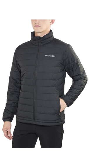 Columbia Powder Lite Jacket Men Black